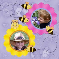 Grandma s Loves Her Sweet Honey Bees 8x8 By Chere s Creations   Scrapbook Page 8  X 8    0hbwokxj0md3   Www Artscow Com 8 x8  Scrapbook Page - 4