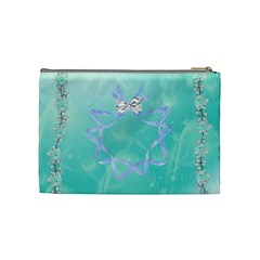 Mystical1 Cosmetic By Kdesigns   Cosmetic Bag (medium)   Ppqox3hg9w1k   Www Artscow Com Back