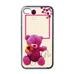 Cutie pie - Iphone case - Apple iPhone 4 Case (Black)