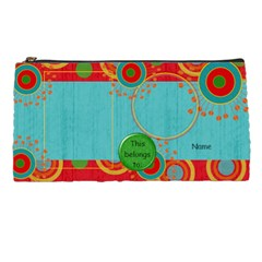Extreme Fun Pencil Case By Bitsoscrap   Pencil Case   1x4he7wp5i8u   Www Artscow Com Front