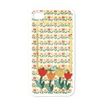Tulips-Iphone case template - Apple iPhone 4 Case (White)