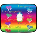 allaboutlove minifleece - Mini Fleece Blanket