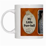 My Little Purr-Ball Mug - White Mug