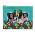 XL cosmetic case- Sweet Life - Cosmetic Bag (XL)