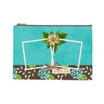 Large Cosmetic Case- Sweet Life - Cosmetic Bag (Large)