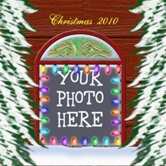 Christmas 8x8 Scrapbook Pages By Chere s Creations   Scrapbook Page 8  X 8    Qqcn376phhm3   Www Artscow Com 8 x8 Scrapbook Page - 1