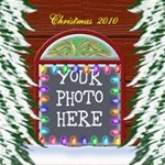 Christmas 8x8 Scrapbook Pages - ScrapBook Page 8  x 8