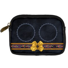Gypsy Fall Camera Bag 1 By Lisa Minor   Digital Camera Leather Case   6ywyyod3bnws   Www Artscow Com Front