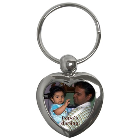 Ena3 By Anu   Key Chain (heart)   I8ffg28wlvpd   Www Artscow Com Front