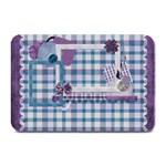 Lavender Rain Place Mat 1 - Plate Mat