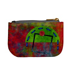 Tye Dyed Coin Bag 1 By Lisa Minor   Mini Coin Purse   68zjrzgk58jm   Www Artscow Com Back