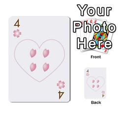 Bff Cards (generic) By Mayene De Leon   Multi Purpose Cards (rectangle)   8viat4bo9vyi   Www Artscow Com Front 6
