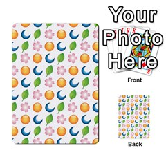 Bff Cards (generic) By Mayene De Leon   Multi Purpose Cards (rectangle)   8viat4bo9vyi   Www Artscow Com Back 52