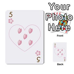 Bff Cards (generic) By Mayene De Leon   Multi Purpose Cards (rectangle)   8viat4bo9vyi   Www Artscow Com Front 7
