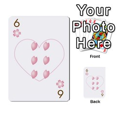 Bff Cards (generic) By Mayene De Leon   Multi Purpose Cards (rectangle)   8viat4bo9vyi   Www Artscow Com Front 8