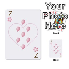Bff Cards (generic) By Mayene De Leon   Multi Purpose Cards (rectangle)   8viat4bo9vyi   Www Artscow Com Front 9