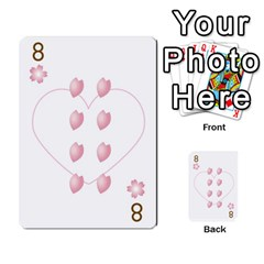 Bff Cards (generic) By Mayene De Leon   Multi Purpose Cards (rectangle)   8viat4bo9vyi   Www Artscow Com Front 10