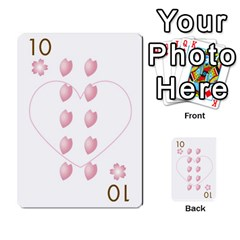 Bff Cards (generic) By Mayene De Leon   Multi Purpose Cards (rectangle)   8viat4bo9vyi   Www Artscow Com Front 12