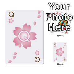 Bff Cards (generic) By Mayene De Leon   Multi Purpose Cards (rectangle)   8viat4bo9vyi   Www Artscow Com Front 14