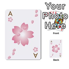 Bff Cards (generic) By Mayene De Leon   Multi Purpose Cards (rectangle)   8viat4bo9vyi   Www Artscow Com Front 3