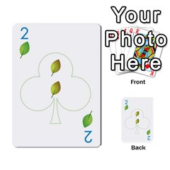 Bff Cards (generic) By Mayene De Leon   Multi Purpose Cards (rectangle)   8viat4bo9vyi   Www Artscow Com Front 30