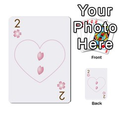 Bff Cards (generic) By Mayene De Leon   Multi Purpose Cards (rectangle)   8viat4bo9vyi   Www Artscow Com Front 4