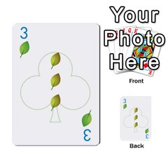 Bff Cards (generic) By Mayene De Leon   Multi Purpose Cards (rectangle)   8viat4bo9vyi   Www Artscow Com Front 31