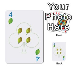 Bff Cards (generic) By Mayene De Leon   Multi Purpose Cards (rectangle)   8viat4bo9vyi   Www Artscow Com Front 32