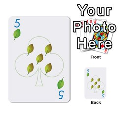 Bff Cards (generic) By Mayene De Leon   Multi Purpose Cards (rectangle)   8viat4bo9vyi   Www Artscow Com Front 33