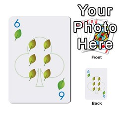 Bff Cards (generic) By Mayene De Leon   Multi Purpose Cards (rectangle)   8viat4bo9vyi   Www Artscow Com Front 34