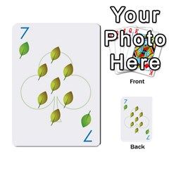Bff Cards (generic) By Mayene De Leon   Multi Purpose Cards (rectangle)   8viat4bo9vyi   Www Artscow Com Front 35