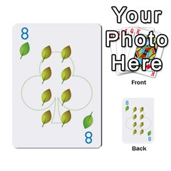 Bff Cards (generic) By Mayene De Leon   Multi Purpose Cards (rectangle)   8viat4bo9vyi   Www Artscow Com Front 36