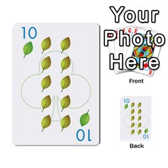Bff Cards (generic) By Mayene De Leon   Multi Purpose Cards (rectangle)   8viat4bo9vyi   Www Artscow Com Front 38