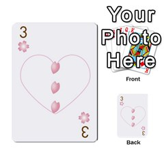 Bff Cards (generic) By Mayene De Leon   Multi Purpose Cards (rectangle)   8viat4bo9vyi   Www Artscow Com Front 5