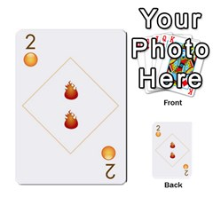 Bff Cards (generic) By Mayene De Leon   Multi Purpose Cards (rectangle)   8viat4bo9vyi   Www Artscow Com Front 43