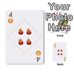 Bff Cards (generic) By Mayene De Leon   Multi Purpose Cards (rectangle)   8viat4bo9vyi   Www Artscow Com Front 45