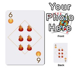 Bff Cards (generic) By Mayene De Leon   Multi Purpose Cards (rectangle)   8viat4bo9vyi   Www Artscow Com Front 47