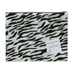 Morgans Makeup  By Deanna Suesz   Cosmetic Bag (xl)   C0q1yta4ox8h   Www Artscow Com Back