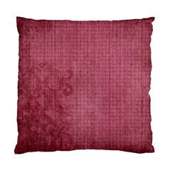 Bliss Plum Cushion by Cherish Collages Back