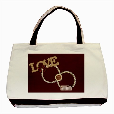 You ve Stolen My Heart Tote 1 By Lisa Minor   Basic Tote Bag   4naeotc1wj2m   Www Artscow Com Front