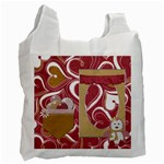 I Heart Tote Bag 1 - Recycle Bag (One Side)
