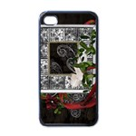 Twilight iPhone Case - Apple iPhone 4 Case (Black)