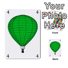 Balloon Game Remake By Amy Smith   Multi Purpose Cards (rectangle)   Dujdmfbgf3wz   Www Artscow Com Front 10