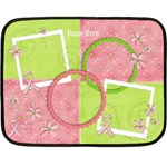 Breast Cancer Awareness-Mini Fleece Blanket