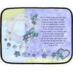 In Memory/Loss/Death-Mini Fleece Blanket  - Fleece Blanket (Mini)