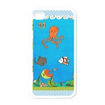 iphone fish case - Apple iPhone 4 Case (White)