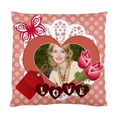 Love Of Forever By Joely   Standard Cushion Case (two Sides)   9indbtx9b736   Www Artscow Com Back