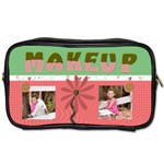 make up bag - Toiletries Bag (One Side)