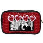 love toiletry bag - Toiletries Bag (One Side)