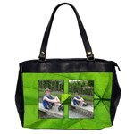 Its A Jungle Out There Oversized Office Bag - Oversize Office Handbag (2 Sides)